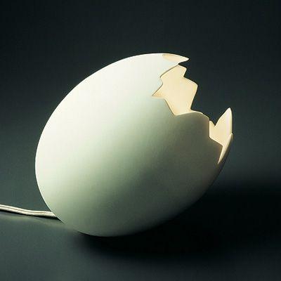 Ingo Maurer Egg lamp