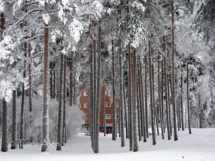 Heinola Finland, Watertower