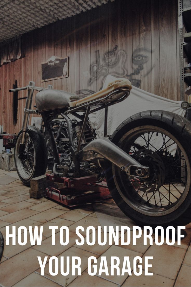 The Ultimate Guide On How To Soundproof A Garage Sound Proofing Home Theater Home Theatre Sound