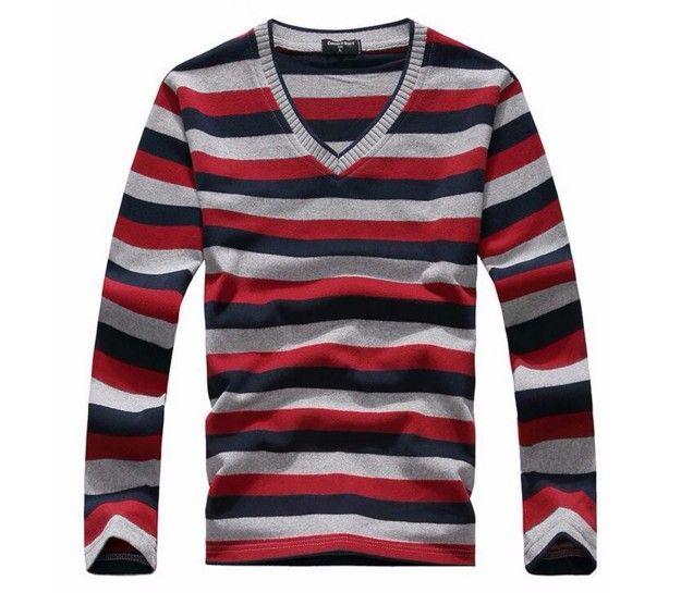 Pánský stylový slim svetr s dlouhým rukávem červený – pánské svetry + POŠTOVNÉ ZDARMA Na tento produkt se vztahuje nejen zajímavá sleva, ale také poštovné zdarma! Využij této výhodné nabídky a ušetři na poštovném, stejně …