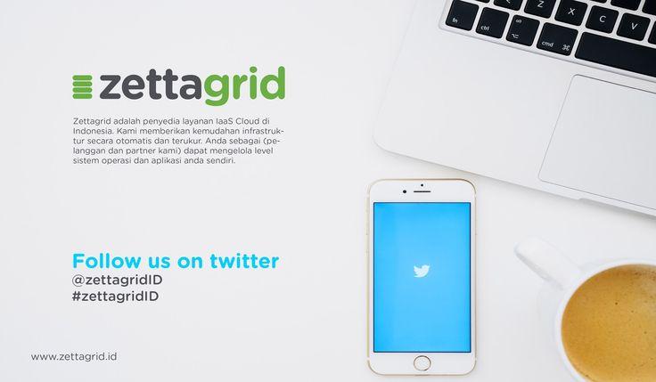 Follow Zettagrid Twitter
