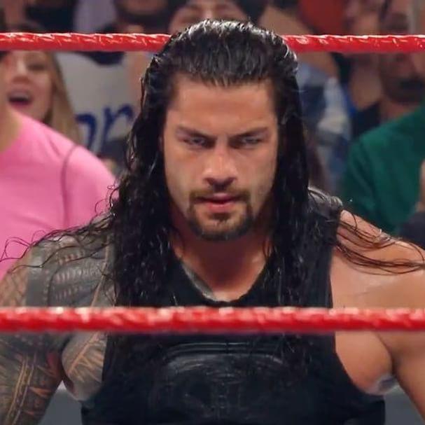 Roman Reigns defeated Bray Wyatt last night on #RAW! . #RomanReigns #WWERomanReigns #WWERomanReignsFan #RomanEmpire #RomanNukes #SamoanPowerhouse #SamoanBadass #SamoanDynasty #AnoaiStrong #AnoaiFamily #WWE #TheShield #TeamReigns #TheBloodLine #OneVersusAll #HitHardHitOften #ICanIWill #DeanAmbrose #SethRollins #SashaBanks #LegitBoss #SmackDownLive #AlexaBliss #AJStyles #Fatal5Way