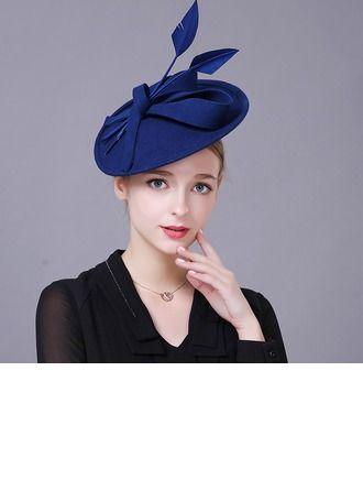 6a33c7d34e8ca Wool Feather Beret Hat Gorgeous Elegant Ladies  Hats  154683 ...