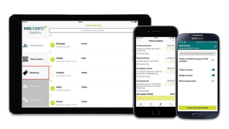 EasyEntry 3.0 Mobile: Verkaufen Sie Ihre Tickets jetzt auch direkt vor Ort!