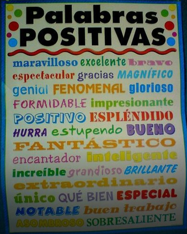 Palabras Positivas