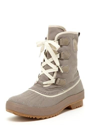 Sorel ... Cutest boots ever<3