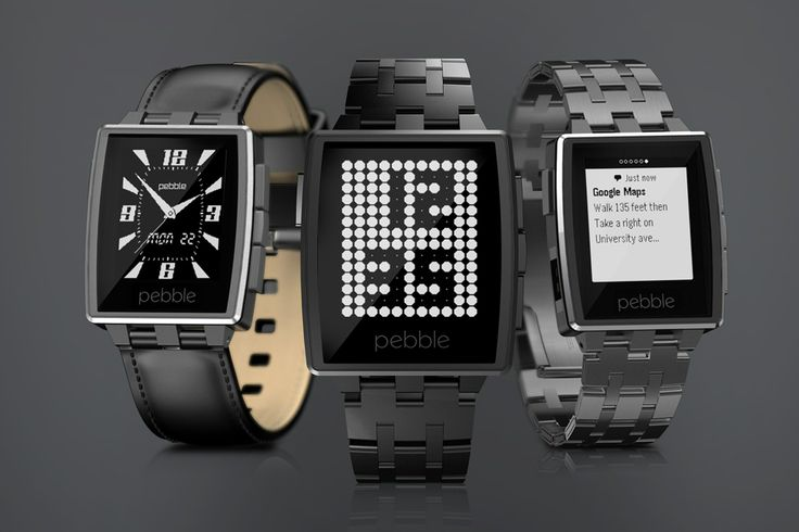 Pebble Steel smartwatch review (Wired UK)