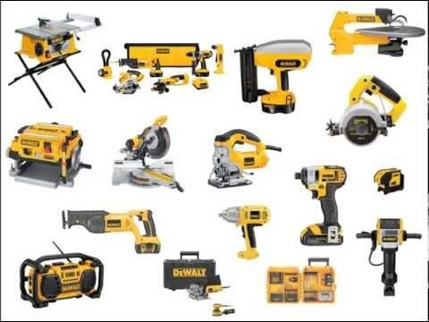 Carpenter power tools - photo#9