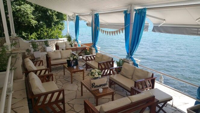 Reserved just for you. Small and intimate weddings at Seaside Geni Lefkada