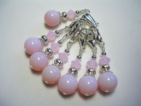 19 Best Images About Stitch Markers On Pinterest Crochet