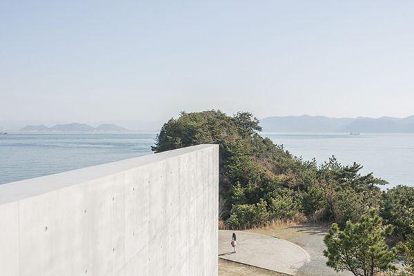Naoshima par Gabriel De La Chapelle pour le magazine MIXT(E)