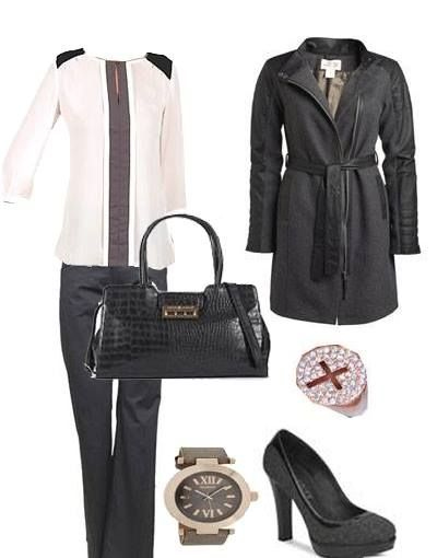 www.Fashionlike.gr - The perfect office look >>> http://bit.ly/18SHQrX