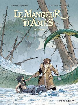 Le Mangeur d'âmes, action et aventure pour un lac ensorcelé - http://www.ligneclaire.info/le-mangeur-d-ames-vents-d-ouest-9067.html