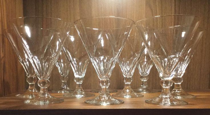 Bjørg vinglass, Hadeland