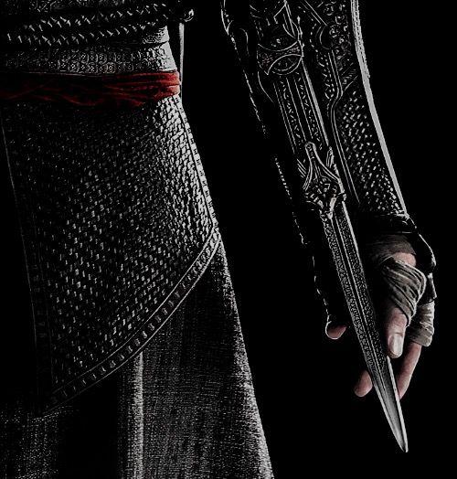 Aguilar,Hidden Blade,Assassin's Creed Movie.
