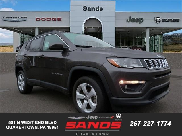 2019 Jeep Compass Latitude For Sale In Quakertown Pa Sands