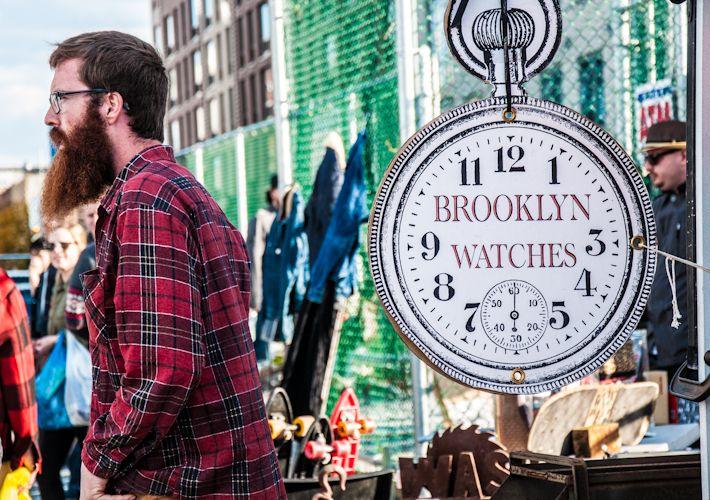 WILLIAMSBURG Flea Market: where hipsters rejoice!