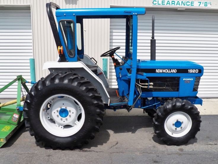 Blue Holland Tractors : Best blue tractors images on pinterest