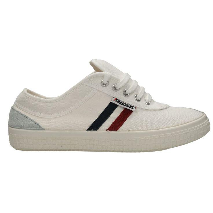 Zapatillas Kawasaki Benson White #zapatillas #moda #verano