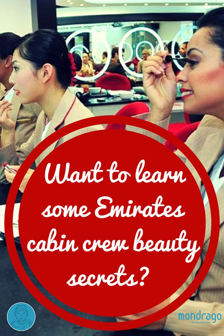 Isn't Emirates cabin crew makeup immaculate? Do you dream of being Emirates cabin crew? Then let us help! Here at Mondrago- My Travel Teacher we can help you make your cabin crew dreams come true. So, if you're looking for cabin crew interview tips, then please come and visit us. You can find us at mondrago.co.uk. And whilst you are there, you can grab a FREE copy of the CV I used to be invited to an Emirates cabin crew assessment day. Pauline x