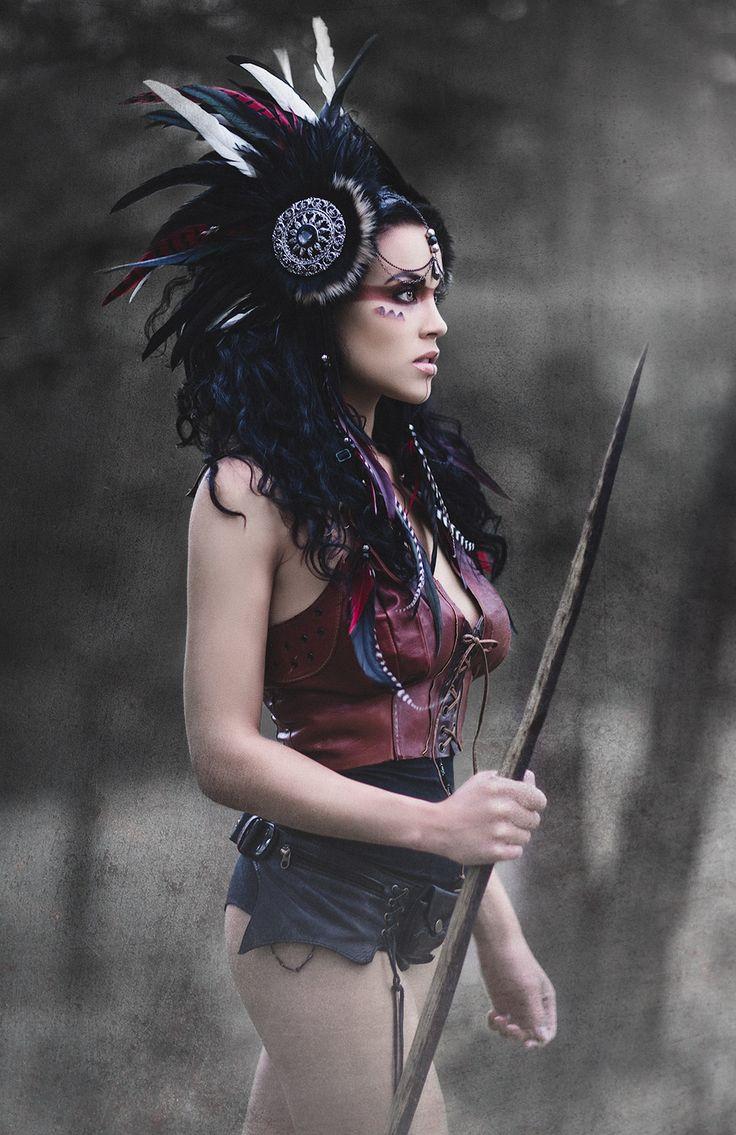 Photographer: Richard Pryde / Model: Amanda Grace Jenkins / Makeup: Sara Duffey / Headpiece: Miss G Designs