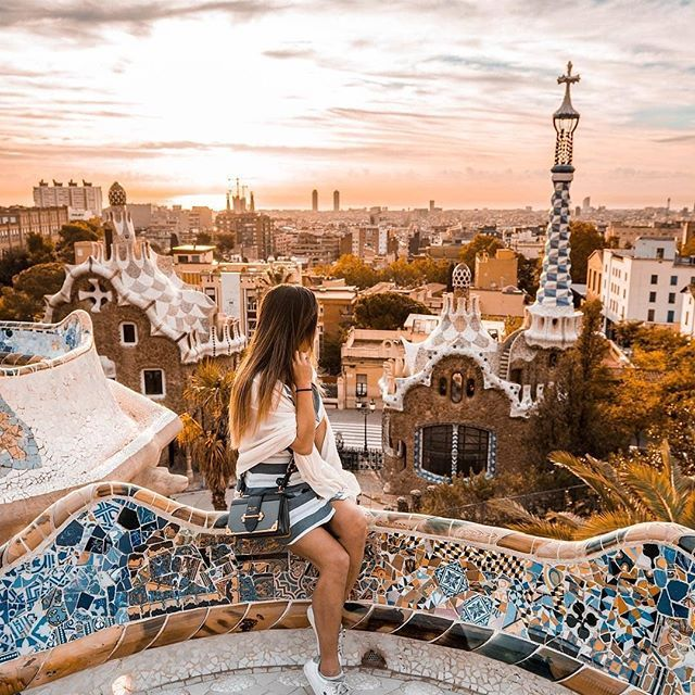 Image May Contain One Or More People Shoes Sky And Outdoor Regram Via Www Instagram Barcelona Spain Travel Barcelona Spain Photography Spain Photography