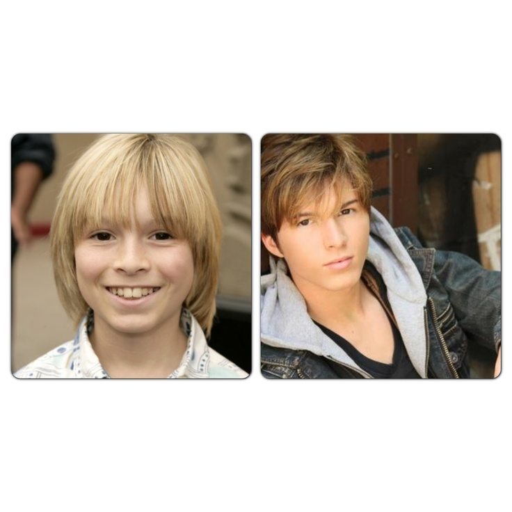 Paul Butcher then and now! Goodness gracious! From Zoey 101 to what!?!?!?!?!