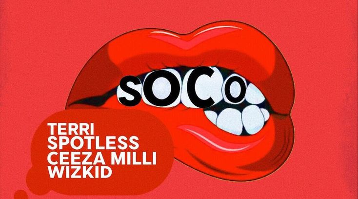 Wizkid release a dope song for 2018 titled 'Soco' Highlighting Ceeza Milli Spotless and Terri This is the Official Audio Download & appreciate beneath  DOWNLOAD