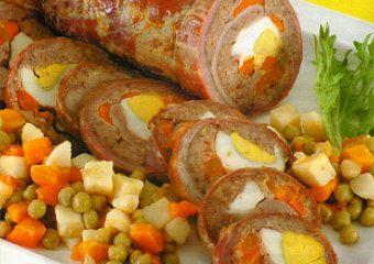 Matambre relleno... Peruvian food...