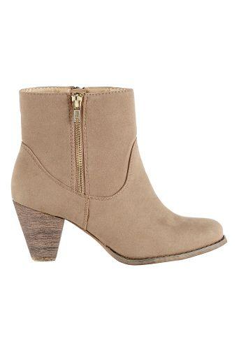 Boots med zip fra Ellos. Om denne nettbutikken: http://nettbutikknytt.no/ellos-no/