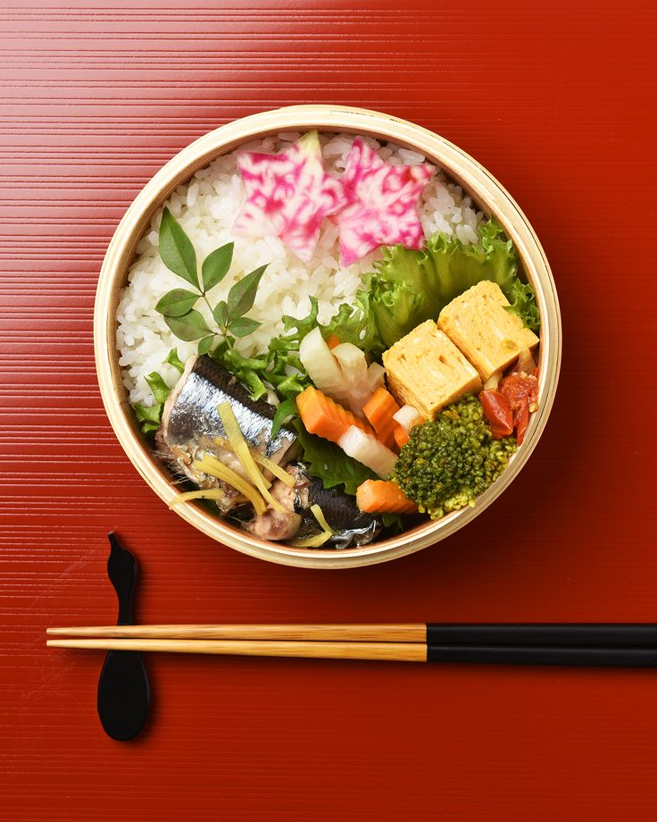秋刀魚の生姜煮弁当 / Ginger-Soy Pacific Saury Bento お弁当を作ったら #edit_jp で投稿してね!