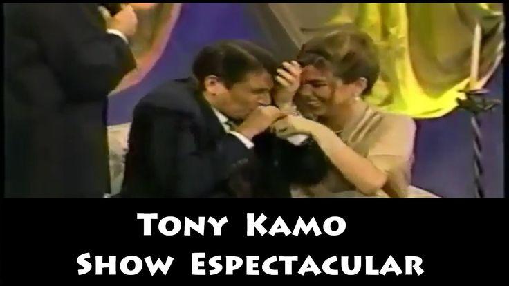 Tony Kamo | Show Espectácular | Hipnosis Artistas de TV | WEBeando