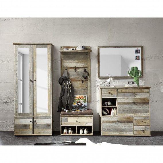 home24 mobilier de salon vestibule