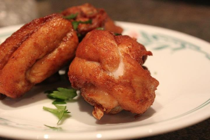 Chicken nibbles