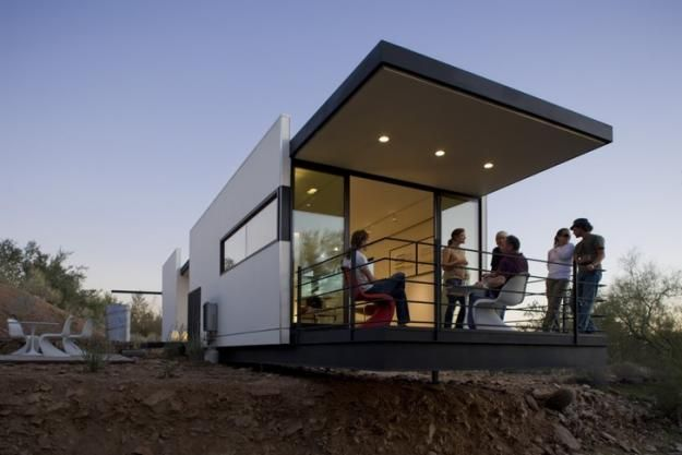 small modern homes | Have Fun Trip With Tiny Portable Houses: Modern Small Houses