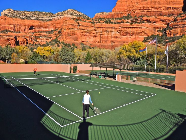1000 Images About Dream Tennis Courts On Pinterest