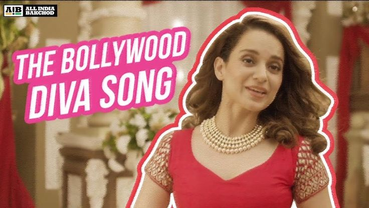 #MustWatch (Sept, 2017) #AIB feat #Kangana_Ranaut - 'The Bollywood Diva Song' All India Bakchod..  Shocking! Bollywood Diva goes all out to make some unjustifiable demands, in AIB's version of a bollywood dance number. via @sunjayjk