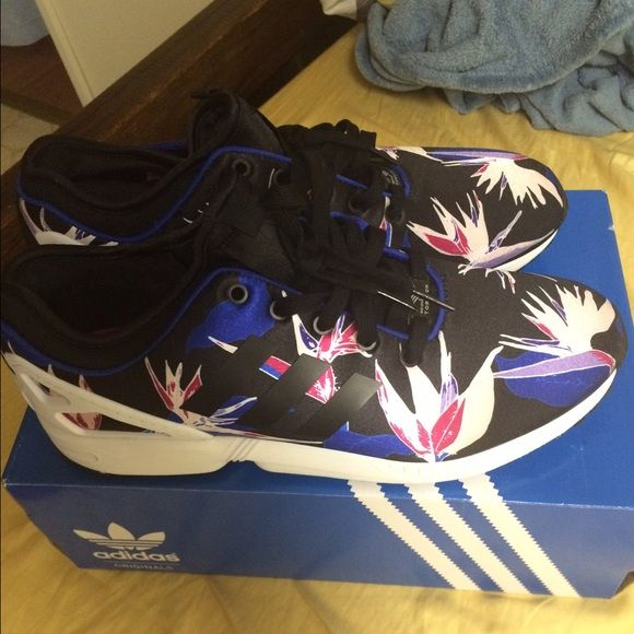 Adidas z flux Never worn Shoes Athletic Shoes