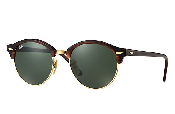 Ray-Ban 0RB4246  - CLUBROUND SUN | Offizieller Ray-Ban-Online-Shop