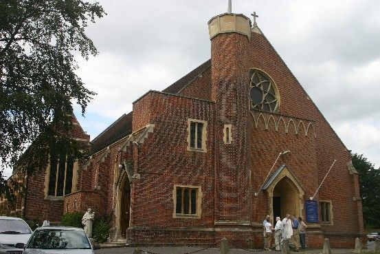 Midsomer Murders Locations - Chalfont St. Peter, Buckinghamshire (2)