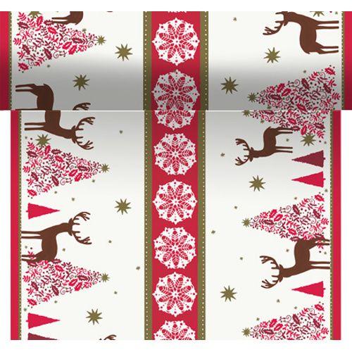 Vánoční šerpa http://www.mojeparty.cz/stolove-serpy/stolova-serpa-duni-4-8m-deers-trees