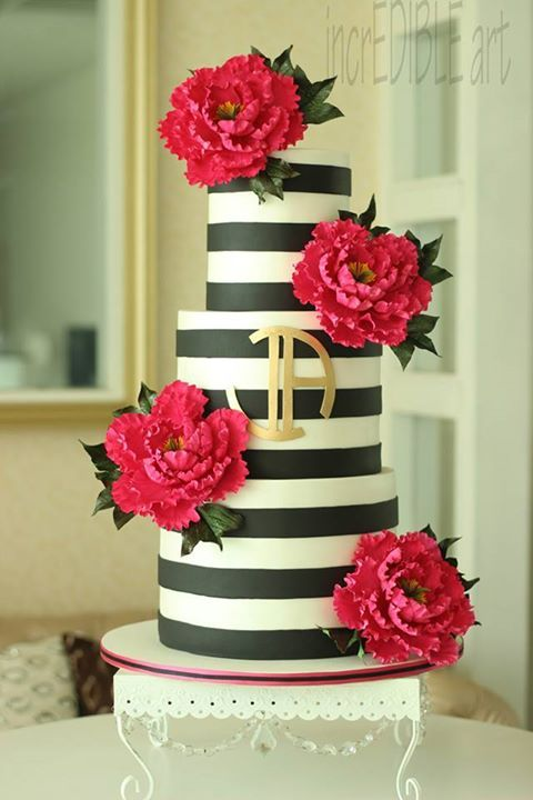 The 25+ best ideas about Striped Cake on Pinterest ...
