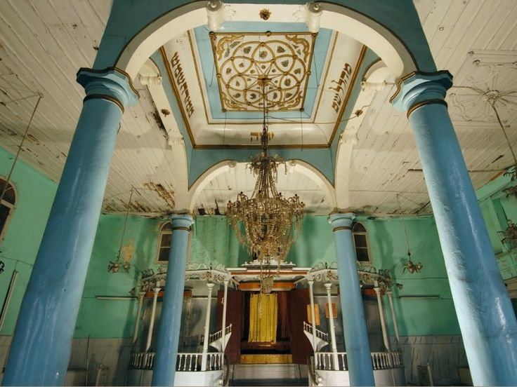 Etz Hayim synagogue, Izmir