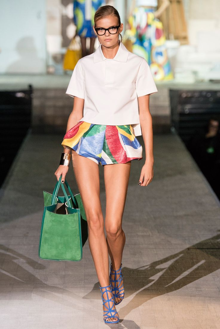 Dsquared² Spring 2015 Ready-to-Wear - Collection - Gallery - Style.com Photo by Yanni Alamos Indigitalimages.com