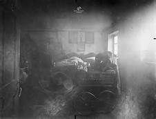 The Hinterkaifeck Mystery - The two-year-old Josef was rumoured to be the son of Viktoria and her father Andreas, who had an incestuous relationship.  The Gruber family lived at Hinterkaifeck, which was situated next to a forest. Maria was new to the farm, having only just arrived oddly, that day, as a replacement for the previous maid that had left claiming that she thought the farm was haunted by a demon.