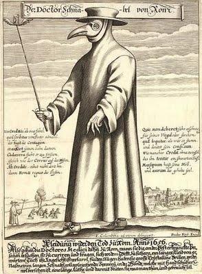 Medico della peste.
