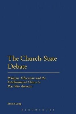 The #church-state debate: religion, education and the #establishment #clause in p,  View more on the LINK: 	http://www.zeppy.io/product/gb/2/162078334081/