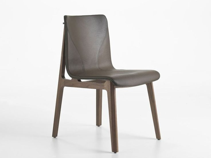 BABETTE Leather chair Babette Collection by i 4 Mariani design Umberto Asnago