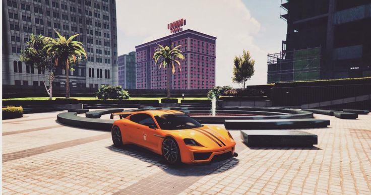A new car! This car's brake light is my favorite Partners: @bambi_lesbian  Tags: #alybunniii #gtav #gta5 #gta5online #gtavonline #ps4 #gamer #gaming #game #snapmatic #playstation4 #playstation #gtafiveonline #rockstargames