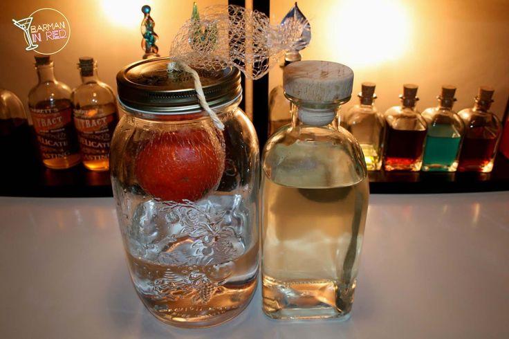 licor triple seco casero
